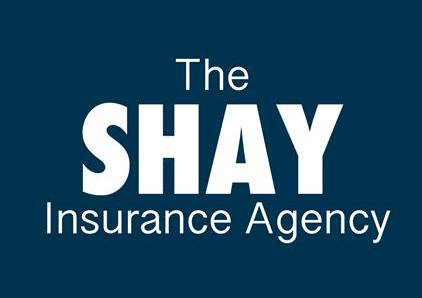 The Shay Insurance Agency Side Logo